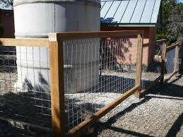 black welded wire fence. Wire Fence Panels New Black Welded Home Gardens Geek