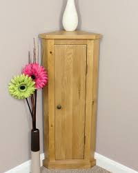 bathroom corner storage cabinets. Solid Oak Corner Telephone Cabinet Storage Unit Plant Stand Image On Remarkable Wood Bathroom Tv Furniture Curio With Light Cabinets W
