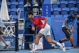 Simone Biles and Novak Djokovic ...