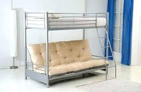 Bunk Bed With Couch And Desk Futon Bunk Bed With Desk Metal Bunk Bed