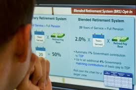 Military Reserve Pay Chart 2017 The Blended Retirement System Explained Military Com