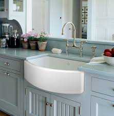 White Apron Kitchen Sink Antique White Farmhouse Sink Elegant White Farmhouse Sink