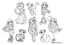 Small Picture Baby Bratz Coloring Pages Es Coloring Pages