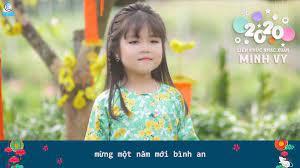 Ca Sỹ Nhí Minh Vy - Liên khúc nhạc Tết thiếu nhi hay nhất - Minh ...