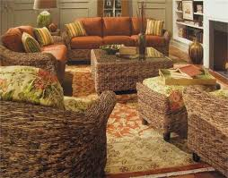 sunroom furniture set. seagrass furniture tangiers set of 4 sunroom