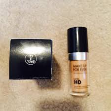 make up forever new ultra hd foundation 123 y365