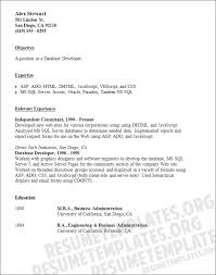 Basic Resumes Examples Resume Templates