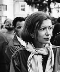 joan didion blogul cristinei bazavan although