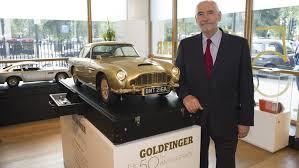 Gold Aston Martin Db5 Model Car Sells For 90k Autoevolution