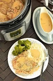 tender instant pot pork chops with