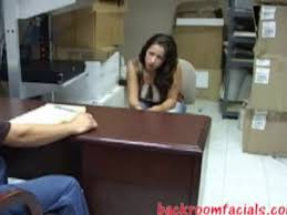 Backroom facials mature movies