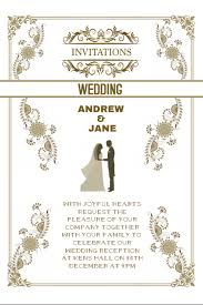 Template Anniversary Card Wedding Invitation Anniversary Card Template Postermywall