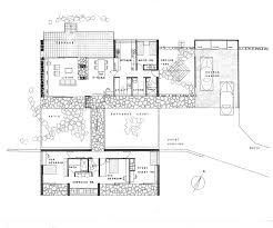 rose seidler house plan sea