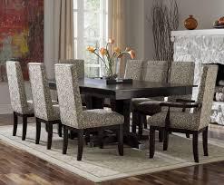 formal dining room designs. formal and elegant dining room sets : charming design with rectangular black designs