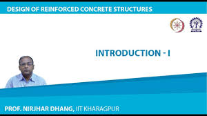 Design Of Rc Structures Nptel Civil Engineering Design Of Reinforced Concrete