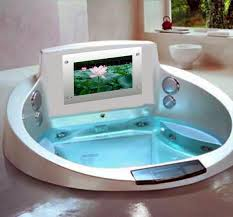 small tv for bathroom. Stunning Bathroom Tv Ideas On Small Home Decoration With For N