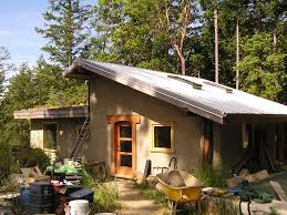 Earth Homes Designs Eco Homes Tour And Symposium Straw Bales Green Roofs And Steel