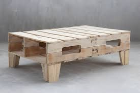 pallet- furniture -coffee table