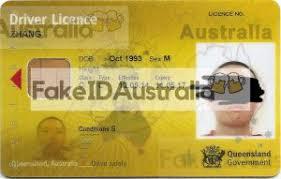 Scannable - 150 Australia Drivers Id Legit 100 Fake Licenses For
