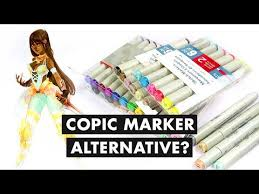 Artist Loft Sketch Markers Color Chart Artist Loft Dual Tip Sketch Markers Review Youtube