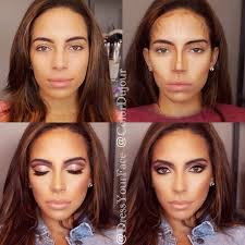 innovative makeup with contour makeup tutorial with everyday face contouring tutorial b g fashion