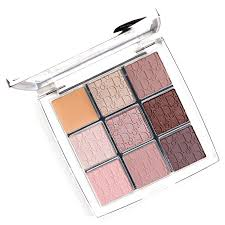 dior cool neutrals 002 backse eye palette