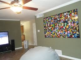 Lego Wallpaper For Bedroom Lego Wall Mural Is A Tribute To Gaming