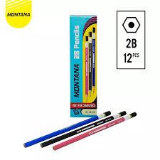 Gambar tersebut bisa anda unduh langsung, caranya silahkan klik pada g. Montana Pensil 2b Nama Name Space Warna Pensil Keren Tidak Mudah Patah Mudah Diraut Komputer Scanner Ljk Lazada Indonesia