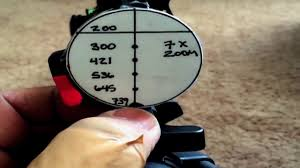 5 Creating Custom Long Range Data Aka Dope Disc For Scope