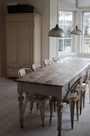 farm dining room table. Old Farmhouse Dining Room Table \u0026 Chairs...reclaimed. Simple Kitchen. Repinned By Www.silver-and-grey.com Farm A