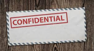"""Résultat de recherche d'images pour """"enveloppe personnel et confidentiel"""""""