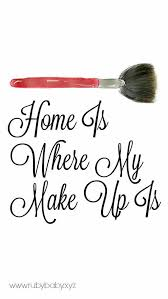 Makeup Quotes Wallpaper