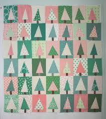 Modern Christmas Tree Quilt Block Tutorial - Diary of a Quilter ... & Diary of a Quilter Christmas Tree Quilt Adamdwight.com