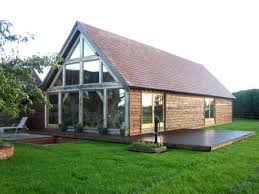if you want a timber frame building