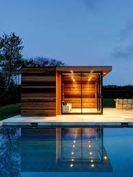 Small Pool Houses That You Would Love To Have