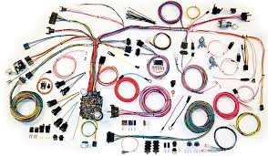 search electrical wiring interior parts complete wiring kit classic update series 1967 1968 camaro
