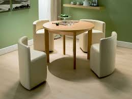 efficient furniture. Creative Space-Saving Furniture Design - Dining Table And Chairs Efficient E