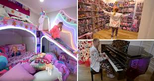 I was watching a video about. Inside Youtuber Jojo Siwa S House As She Collaborates With North West Metro News
