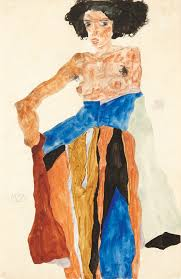 Egon Schiele. Fondation Louis Vuitton | Klat