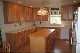 Small Picture My kitchen has white appliances and light oak cabinets How can I