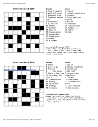Crossword Trend Blank Puzzle Template Free Solve Puzzles Online With ...