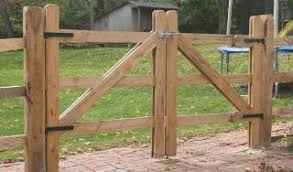 Double fence gate Privacy Fence Double Split Rail Wood Gate Andymayberrycom Double Split Rail Wood Gate The Fence Experts