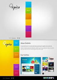 Flash Website Templates Simple Creative Website Design Layouts Entheos