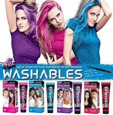 Splat Hair Dye Color Chart Splat Hair Dye Review Instructions Washable Hair Color