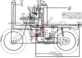 yamaha xj550 wiring diagram yamaha automotive wiring diagrams description yamaha dt360 a yamaha xj wiring diagram