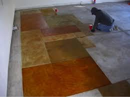 revitalize your concrete surfaces with concrete stain
