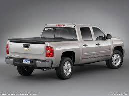 2009 Chevrolet Silverado Hybrid - Pictures and Information ...