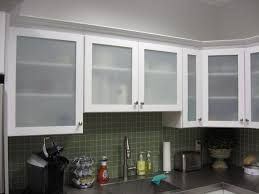 unique frosted glass cupboard doors for your residence design