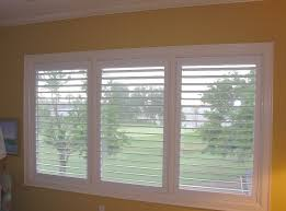 affordable white painted plantation shutters ideas