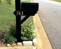 mailbox post design ideas. Mailbox Post Design Ideas Plans Mailbox Post Design Ideas